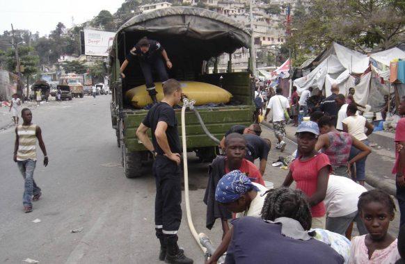 Tanques para agua alimentaria 5m3