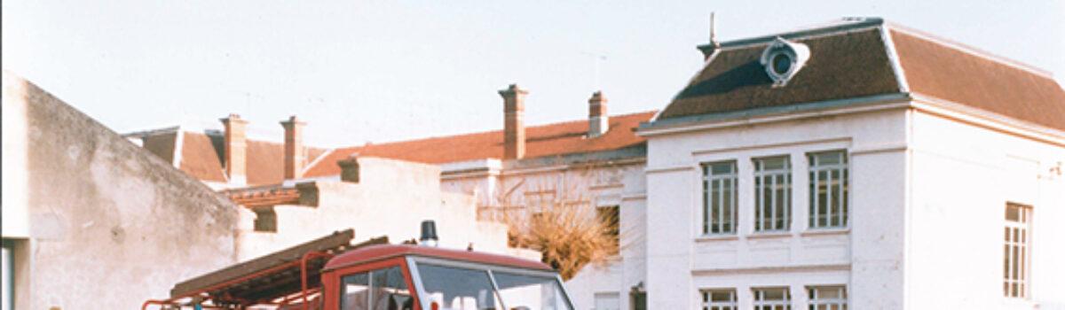 Traslado de Tours a Vienne, Isère