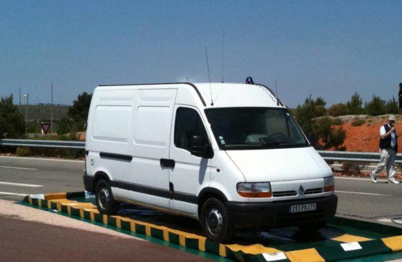 Aire de lavage véhicule