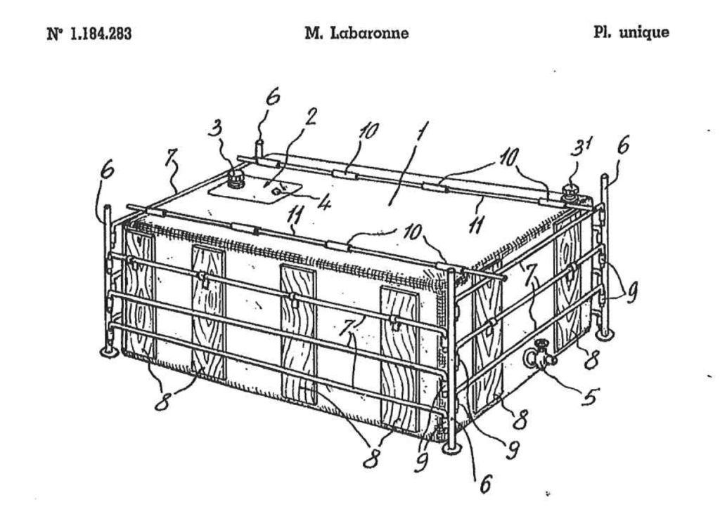 2ª patente de invención
