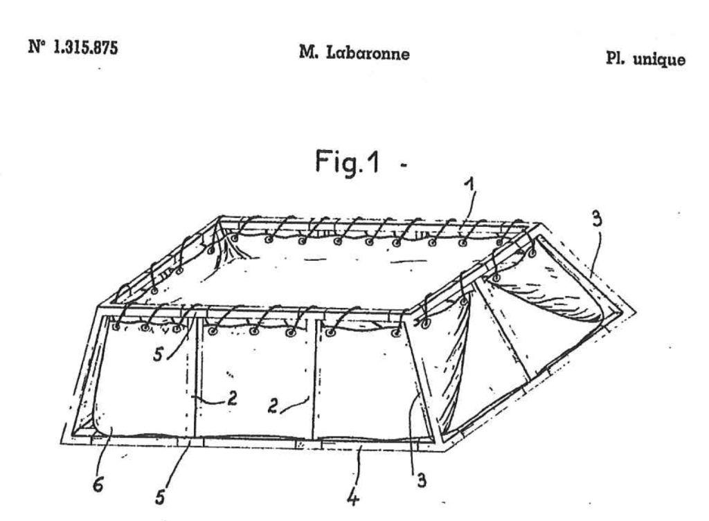 3ª patente de invención