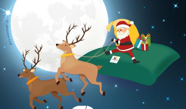 ¡Felices Fiestas de Navidad 2020!