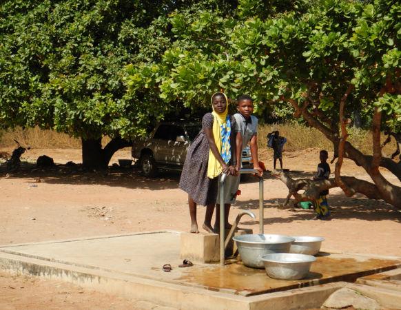Centre de santé – Wari Maro – Bénin